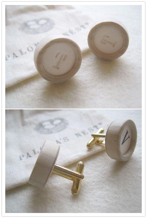 Paloma's Nest cufflinks