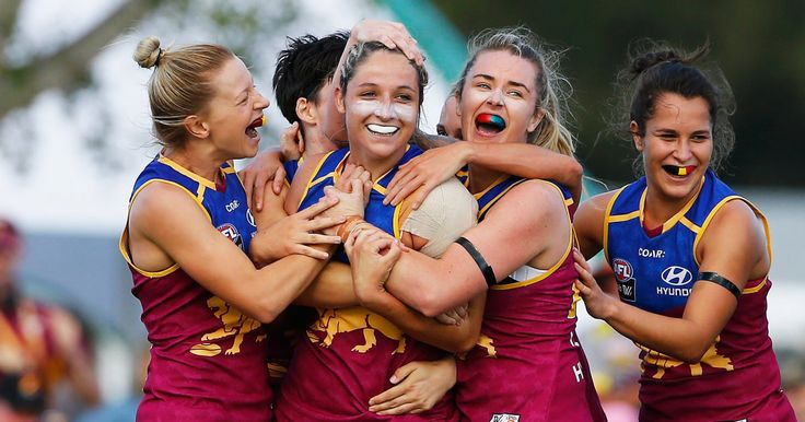 "The AFL Women's League Has Changed My Life Forever: At 23 I can finally think ""that could be me""."