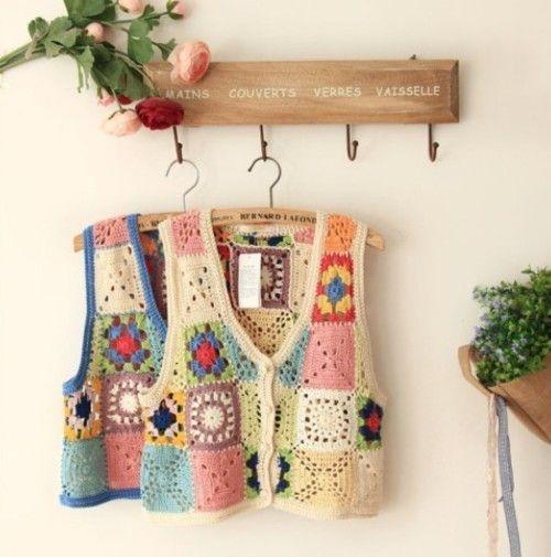 Granny Square clothes Pattern