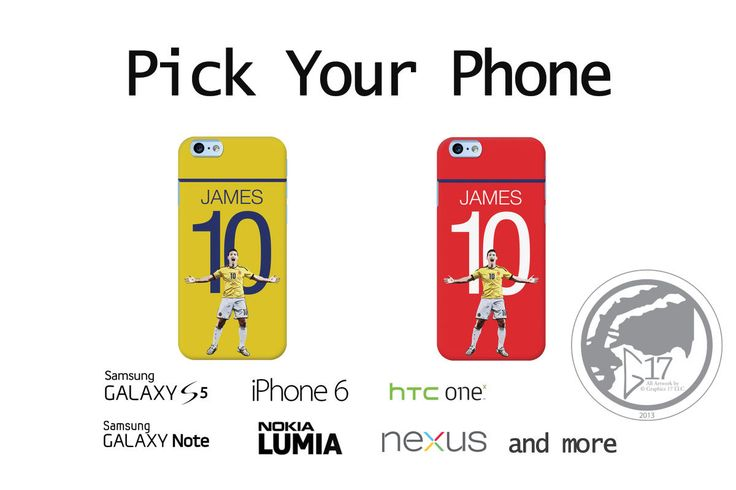 James Rodríguez 10 Hard Phone Case - Colombia iPhone Case,  Soccer Nexus Phone Case James galaxy case, Chelsea Phone Case, CFC by Graphics17 on Etsy