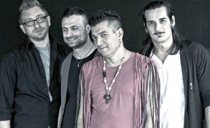 One of the most creative Italian music bands of the 21st century, Capone & BungtBangt. Photo courtesy of the band
