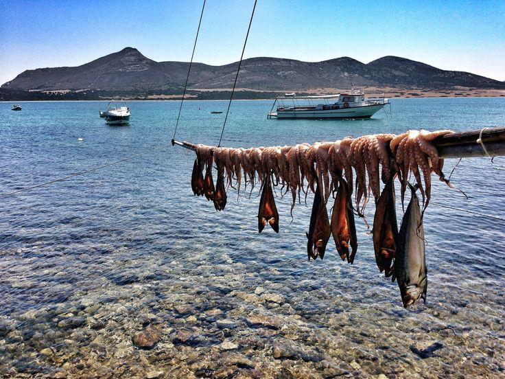 Anti Paros, Greece