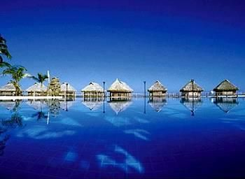 Moorea. We are GOING here for our honeymoon, eventually :)