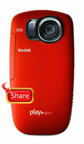 Kodak PlaySport (Zx5) HD Waterproof Pocket Video Camera – Red  (2nd Generation)  http://www.lookatcamera.com/kodak-playsport-zx5-hd-waterproof-pocket-video-camera-red-2nd-generation-2/