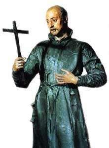 San Ignacio de Loyola, por Martinez Montañes