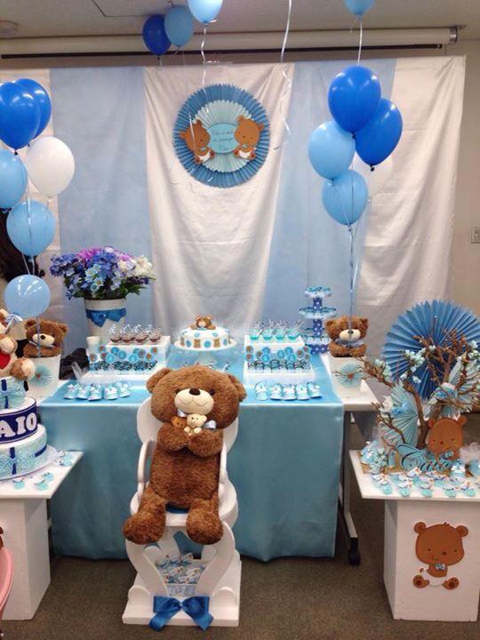 Chá de bebê my decoration party