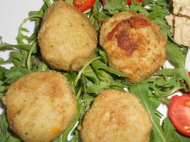 Polpette di ceci e zucchine – Ricette Vegan – Vegane – Cruelty Free