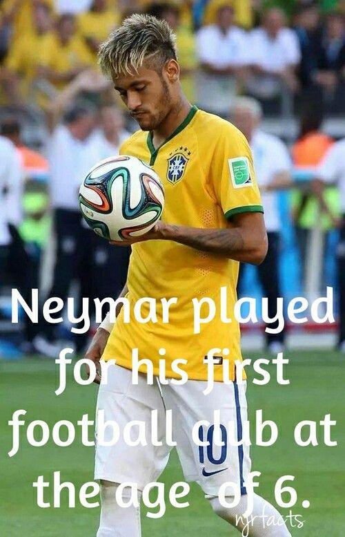 Neymar fact
