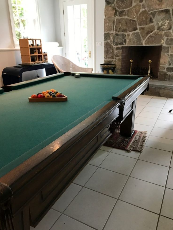 8ft Pool Table Copy