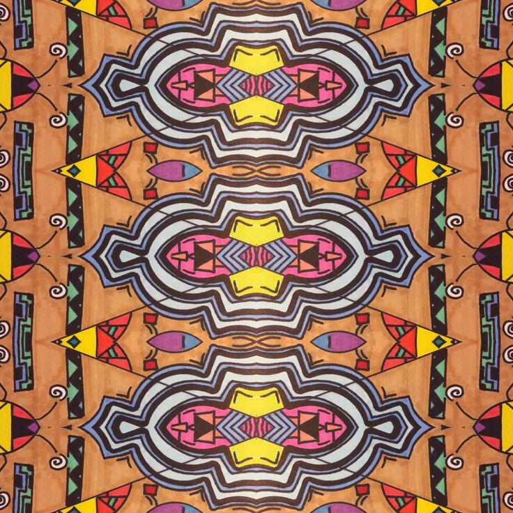 Patterns through doodles
