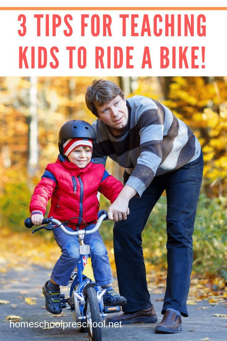 3 Simple Tips To Use To Teach Your Kid To Ride A Bike Kids
