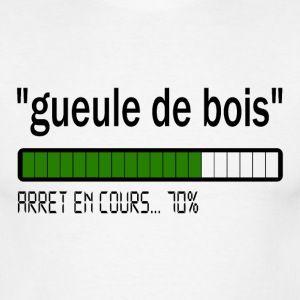 """""""gueule de bois"""""""