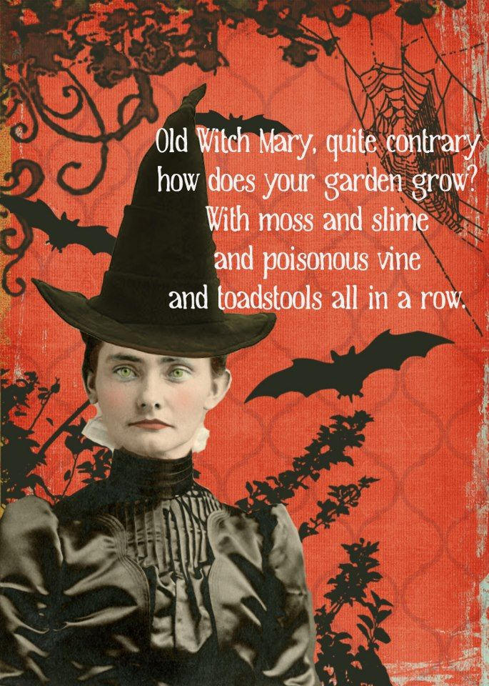 Halloween Rhyme