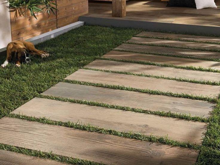 CROSS WOOD 20 MM Pavimento para exteriores Coleção Cross Wood by Panaria Ceramica
