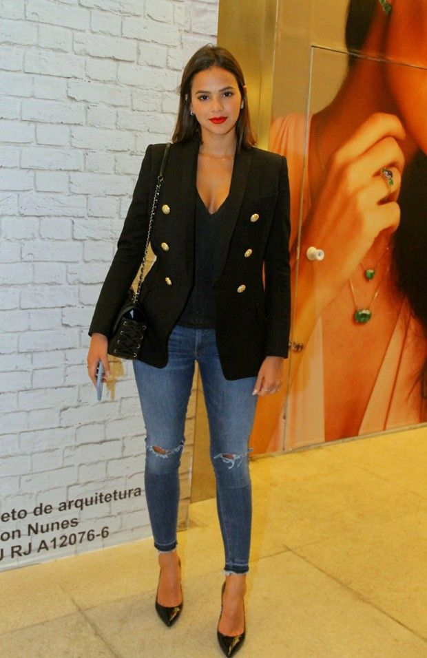 Bruna Marquezine  (Foto: DANIEL DELMIRO/Agnews)