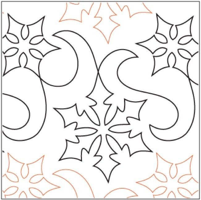 104 best Quilting -- pantographs images on Pinterest | Patterns ... : free pantographs for longarm quilting - Adamdwight.com