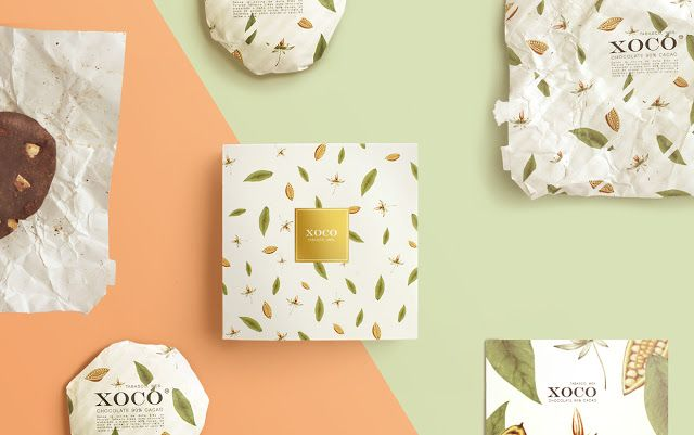 XOCO - Mexican Craft Chocolate on Packaging of the World - Creative Package Design Gallery