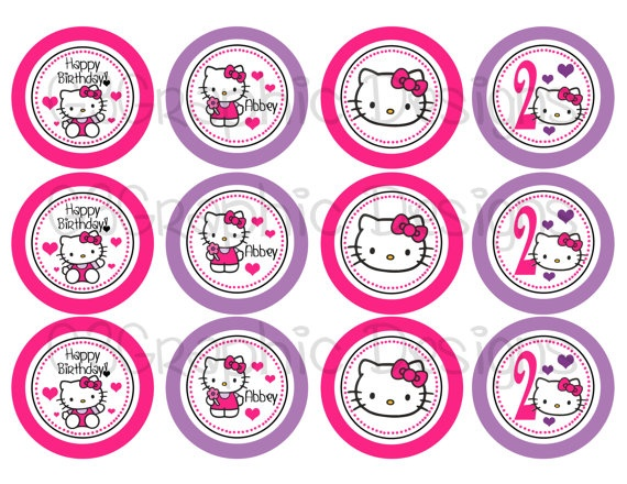 hello kitty cupcake topper template - 54 best diy images on pinterest boxes printables and