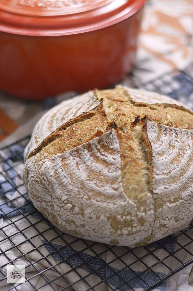 Pan Bread, Bread Baking, Crepes, Bread Recipes, Cooking Recipes, Salty Foods, Sourdough Bread, Sin Gluten, Kitchen Recipes