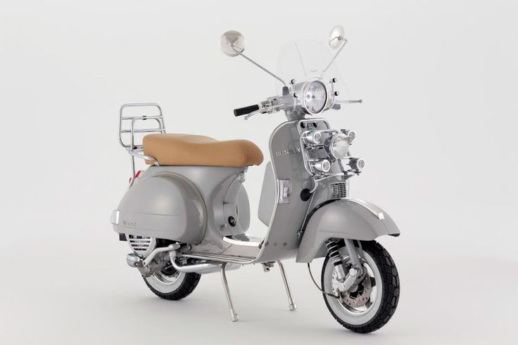 BUNNEY PX 150 scooter