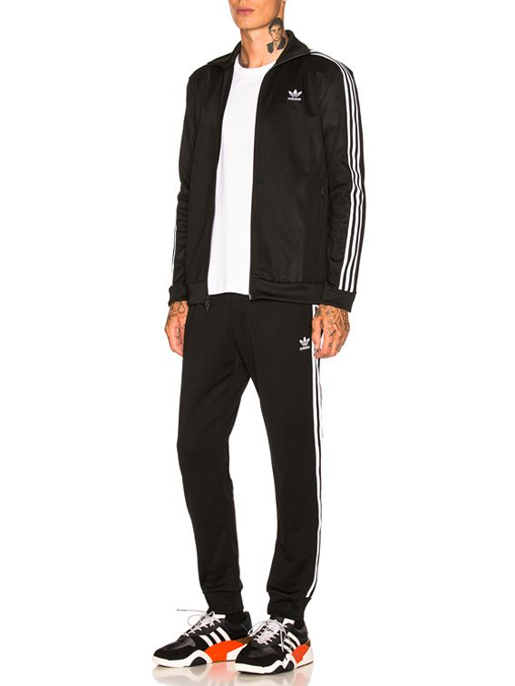 adidas Originals BB Track Jacket in Black | FWRD in 2019