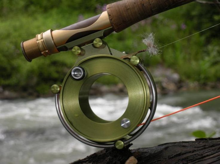 Tight Line Fly Reels - S 3 Hub-less