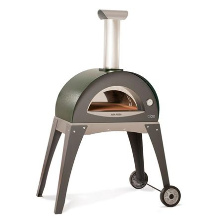 alfa forno ciao pizza oven green learnshopenjoy