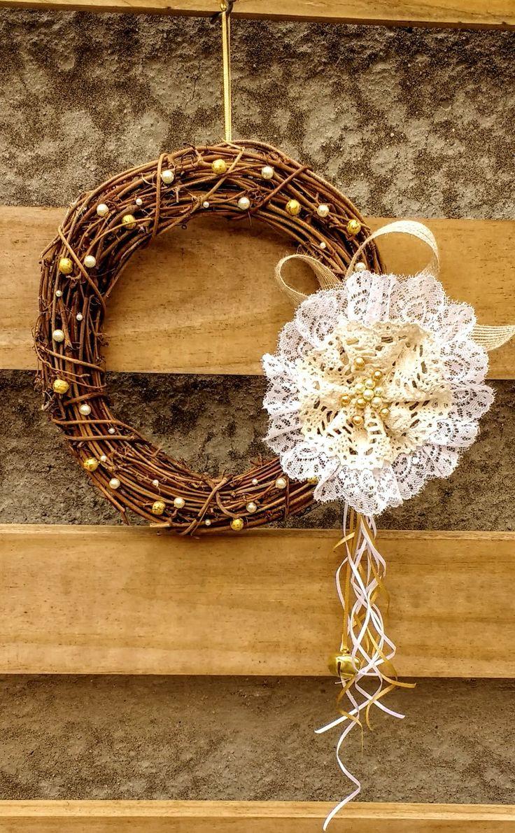Corona decorativa diseño Chicoca Deco