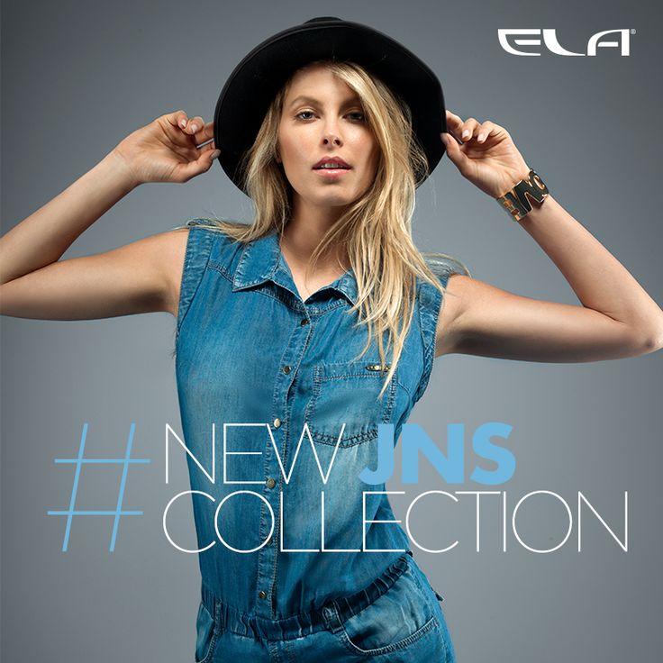 Nueva colección ELA JNS
