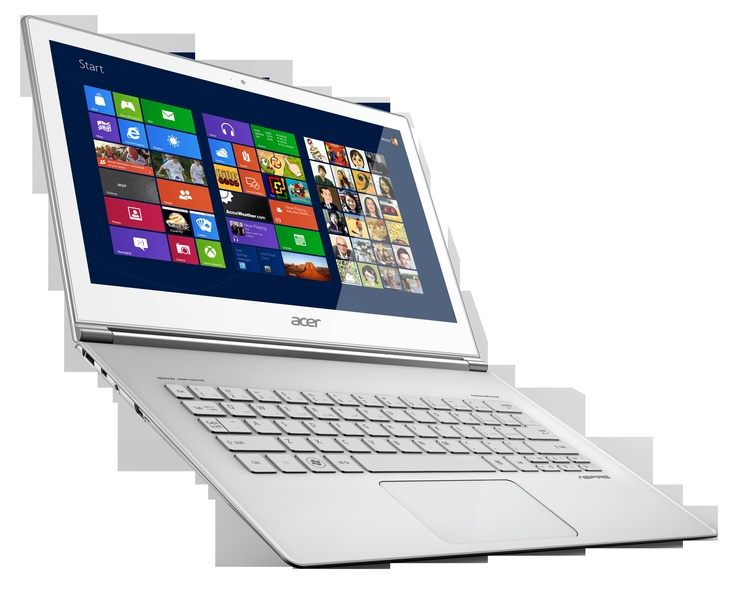 Acer Aspire S7 Windows 8 laptop