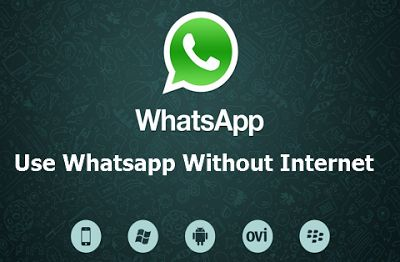Use Whatsapp without Internet Latest Whatsapp Tips & Tricks