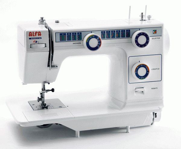 Máquina de coser Alfa 393