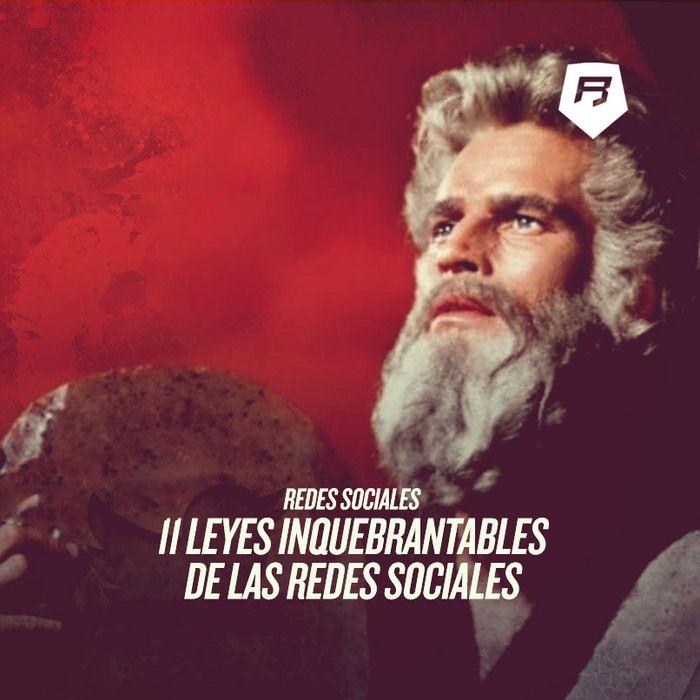 #socialmedia 11 LEYES INQUEBRANTABLES DE LAS REDES SOCIALES Las tienes Aquí >>> http://socialmedia-rebeldesonline.com/como-gestionar-las-redes-sociales-de-una-empresa/ #redessociales