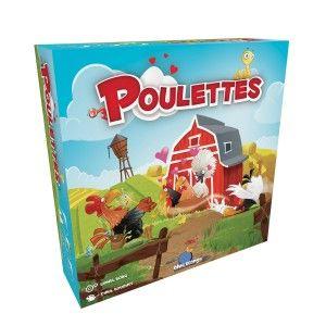 Poulettes - ravasz játék a Blue Orangetől