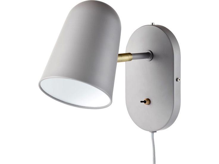 Bureau Vägglampa