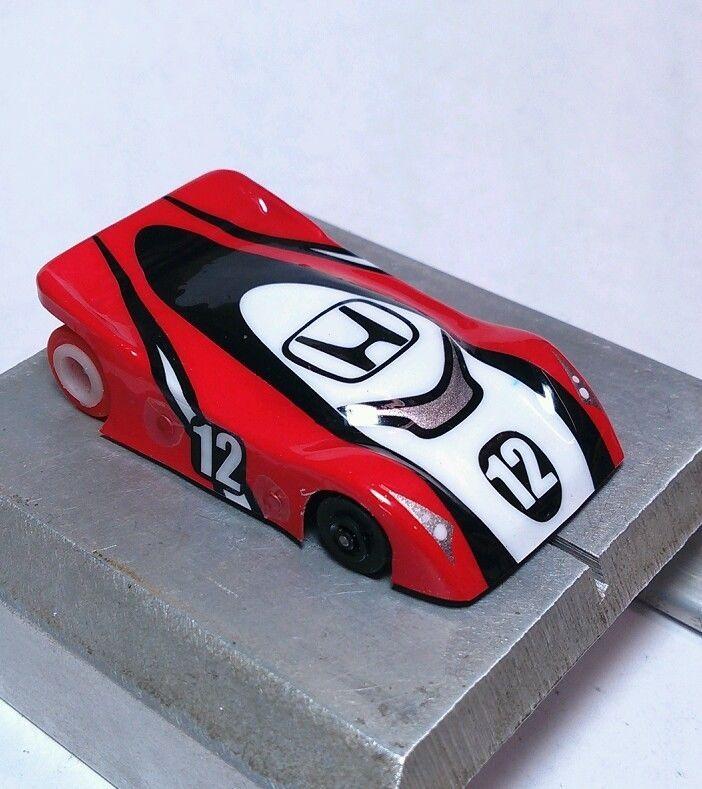 Host Snark Lexan Ho Slot Car Body For VIPER 1/64 Custom