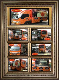 Pembuat Food Truck >> KAROSERI KENKA
