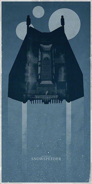 Snowspeeder / Star Wars