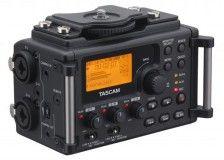 Tascam DR-60D - audio recording solution for DSLRs