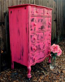 Real Milk Paint® website. 10.95 per pint (covers 35 sq. ft.)--for refinishing furniture