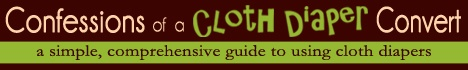 Still Not Sure About Cloth Diapers? Try Before You Buy–with Diaper HQ! And a giveaway!