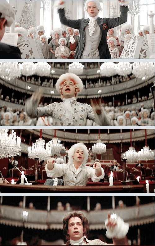 """""""Amadeus"""" certainly one of the most wonderful movies I've ever seen."""