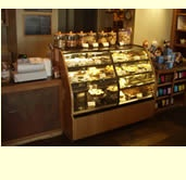 The Leaf & Bean is one of the oldest coffee shops in Bozeman. It also has great tea selections and wonderful yummy treats to fuel you up during a shopping trip on Main Street.