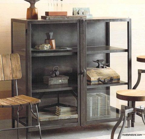 roost cabinet three shelf