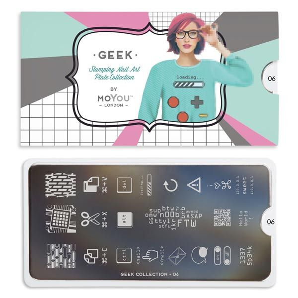 Geek 06 | MoYou London