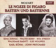 Mozart: Le Nozze di Figaro; Bastien und Bastienne [CD], 16033177