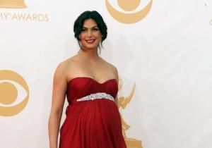 "Morena Baccarin and director husband Austin Chick have  welcomed their very first bundle of joy! The ""Homeland"" star gave birth to a son named Julius Tuesday, her rep confirmed to Us Weekly ."