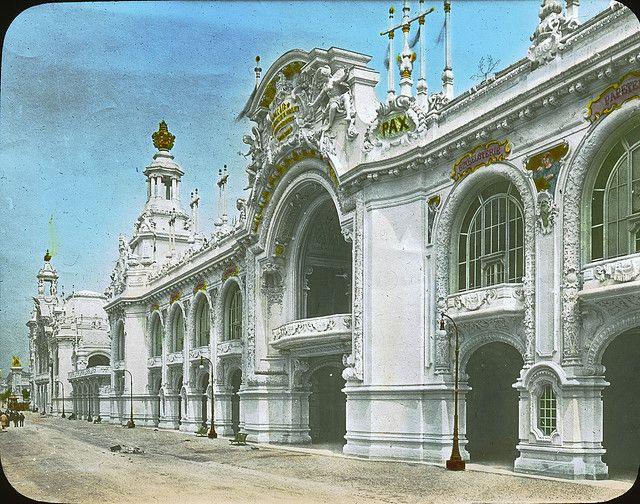 Exposition Universelle de Paris, Palais des arts Décoratifs, 1900