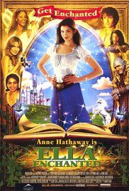 Ella is under a spell to be constantly obedient, a fact she must hide from her new step-family in order to protect the prince of the land, her friend for whom she's falling.