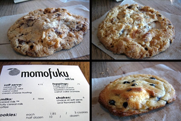 momofuku milk bar cookies | Drinks & Desserts | Pinterest